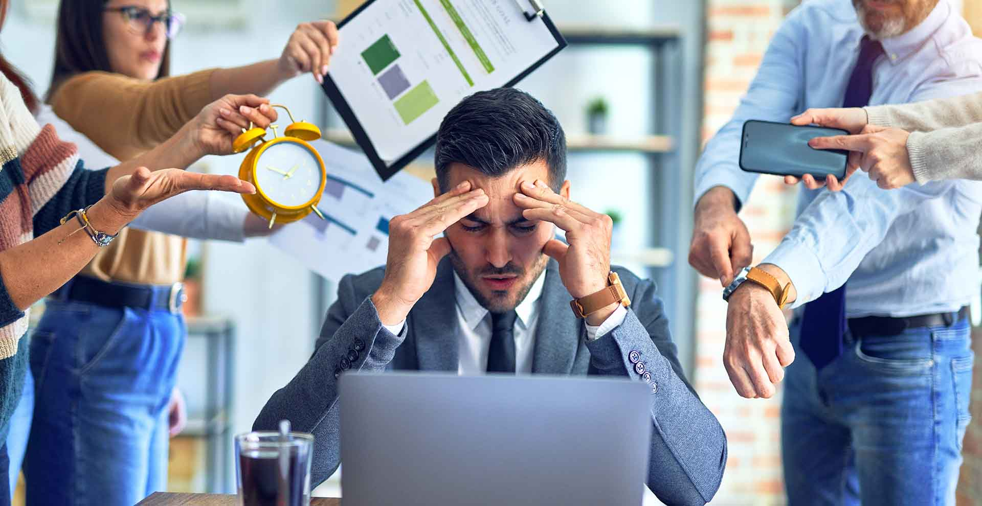 gestire lo stress ecco tutte le strategie scientificamente valide caos